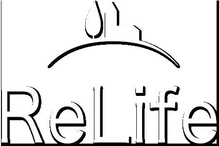 リライフ株式会社スライドロゴ